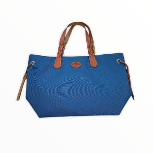 Primary Photo - BRAND: DOONEY AND BOURKE STYLE: HANDBAG DESIGNER COLOR: BLUE SIZE: LARGE SKU: 190-190125-35654