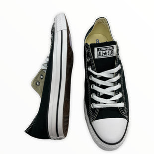 Primary Photo - BRAND: CONVERSE STYLE: SHOES ATHLETIC COLOR: BLACK WHITE SIZE: 12.5 SKU: 190-190125-40831