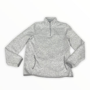 Primary Photo - BRAND:   THREAD SUPPLYSTYLE: FLEECE COLOR: GREY SIZE: S OTHER INFO: THREAD SUPPLY - SKU: 190-190125-37905
