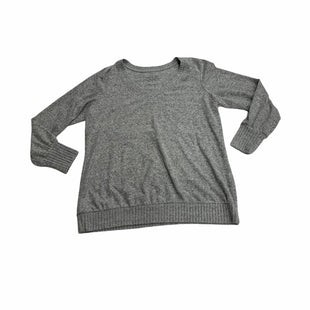 Primary Photo - BRAND: TORRID STYLE: TOP LONG SLEEVE COLOR: GREY SIZE: 1X SKU: 190-190165-89