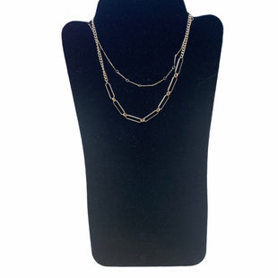 Primary Photo - BRAND: A NEW DAY STYLE: NECKLACE COLOR: GOLD SKU: 190-19060-47266