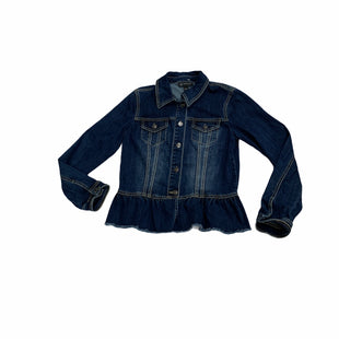 Primary Photo - BRAND: INC STYLE: JACKET OUTDOOR COLOR: DENIM BLUE SIZE: S SKU: 190-190125-38542