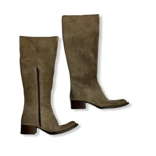 Primary Photo - BRAND: BORN STYLE: BOOTS KNEE COLOR: TAUPE SIZE: 9.5 SKU: 190-190125-34763