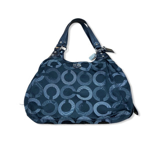 Primary Photo - BRAND: COACH STYLE: HANDBAG DESIGNER COLOR: BLACK SIZE: MEDIUM MODEL NUMBER: 15573 SKU: 190-190106-53105