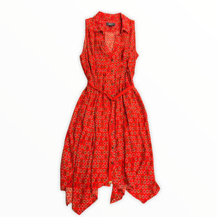 Primary Photo - BRAND: ANTHROPOLOGIE STYLE: DRESS SHORT SLEEVELESS COLOR: RED SIZE: S SKU: 190-190106-52385