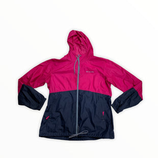 Primary Photo - BRAND: COLUMBIA STYLE: JACKET OUTDOOR COLOR: PINK SIZE: L SKU: 190-190125-37313