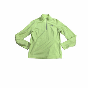 Primary Photo - BRAND: NORTHFACE STYLE: FLEECE COLOR: LIME GREEN SIZE: S SKU: 190-190106-57286