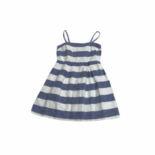 Primary Photo - BRAND: LOFT STYLE: DRESS SHORT SLEEVELESS COLOR: BLUE WHITE SIZE: PETITE   XS OTHER INFO: NEW! SKU: 190-190106-57315