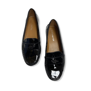 Primary Photo - BRAND: COACH STYLE: SHOES FLATS COLOR: BLACK SIZE: 7.5 SKU: 190-19060-45694