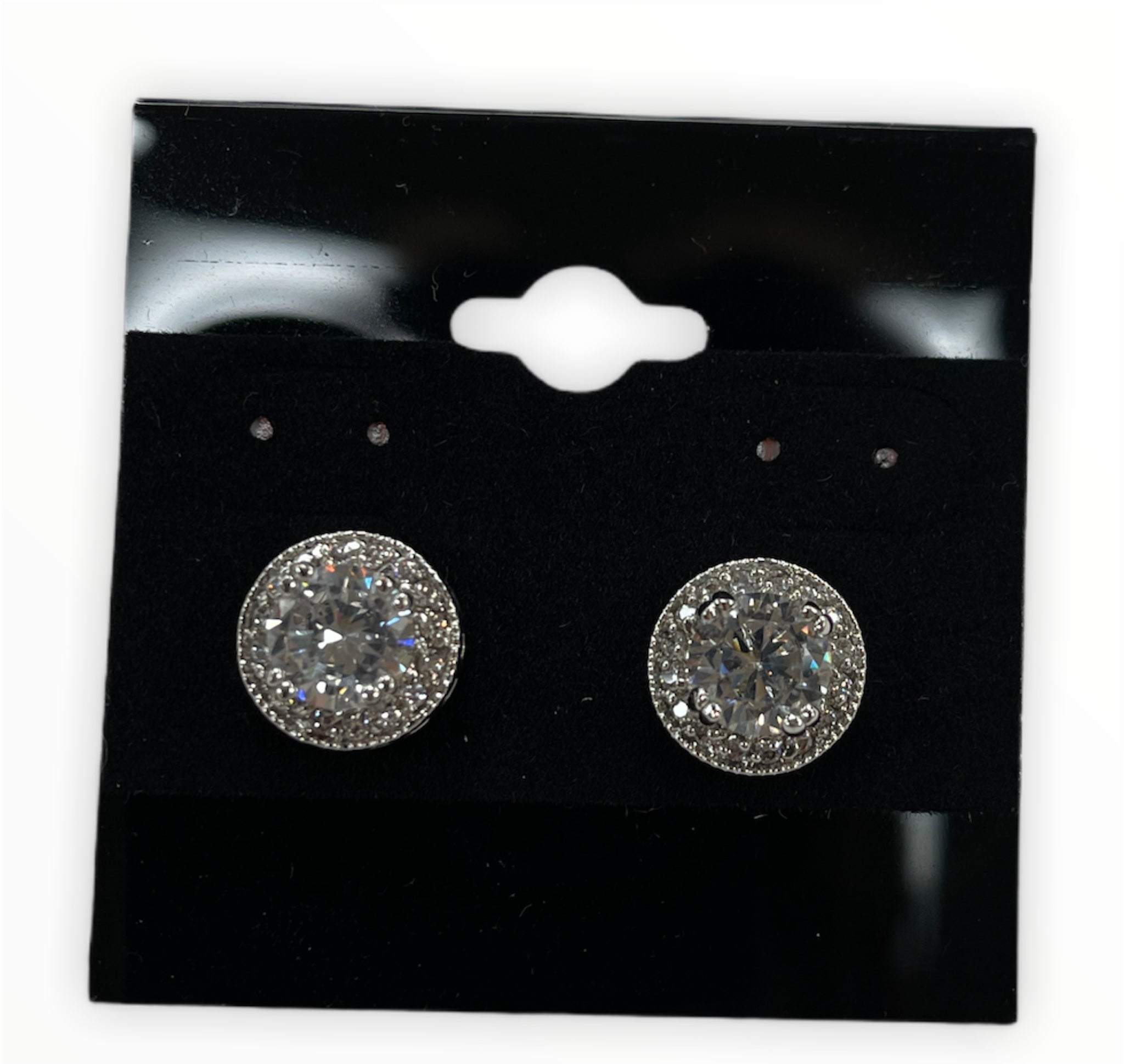 Primary Photo - BRAND: PREMIER DESIGNS <BR>STYLE: EARRINGS <BR>COLOR: SILVER <BR>SKU: 190-190125-37747