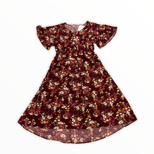 Primary Photo - BRAND: ISABEL MATERNITY STYLE: MATERNITY DRESS COLOR: BURGUNDY SIZE: 1X OTHER INFO: NEW! SKU: 190-190140-22297