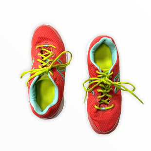 Primary Photo - BRAND: NEW BALANCE STYLE: SHOES ATHLETIC COLOR: CORAL SIZE: 7 SKU: 190-190106-47260