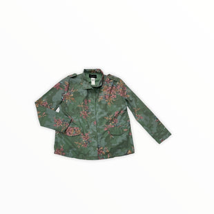 Primary Photo - BRAND: JEALOUS TOMATO STYLE: JACKET OUTDOOR COLOR: OLIVE SIZE: M SKU: 190-190158-756