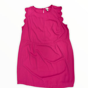 Primary Photo - BRAND: A NEW DAY STYLE: DRESS SHORT SHORT SLEEVE COLOR: PINK SIZE: 1X SKU: 190-190125-39457