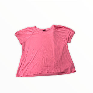 Primary Photo - BRAND: TOMMY HILFIGER STYLE: TOP SHORT SLEEVE BASIC COLOR: HOT PINK SIZE: 3X SKU: 190-190140-24008