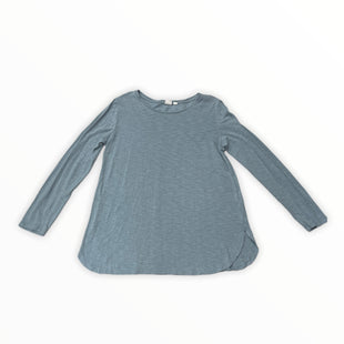 Primary Photo - BRAND: GAP STYLE: MATERNITY TOP LONG SLEEVE COLOR: BLUE SIZE: M SKU: 190-190125-33062