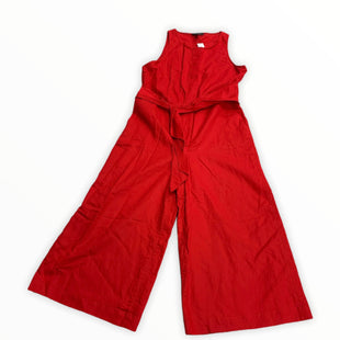 Primary Photo - BRAND: BANANA REPUBLIC STYLE: DRESS LONG SLEEVELESS COLOR: RED SIZE: M OTHER INFO: NEW! SKU: 190-190140-24149