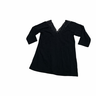 Primary Photo - BRAND: TORRID STYLE: TOP LONG SLEEVE COLOR: BLACK SIZE: 2X SKU: 190-190106-54912