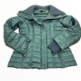 Primary Photo - BRAND: MARC NEW YORK STYLE: COAT SHORT COLOR: TEAL SIZE: S SKU: 190-190140-21552