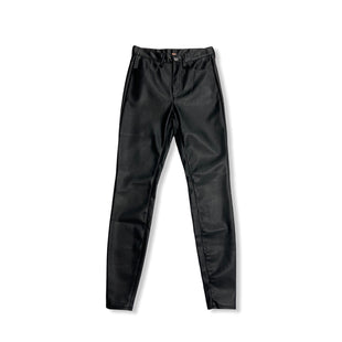 Primary Photo - BRAND: FREE PEOPLE STYLE: PANTS COLOR: BLACK SIZE: 4 SKU: 190-190140-14123