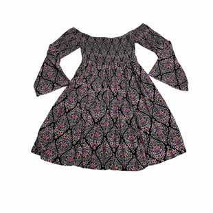 Primary Photo - BRAND: TORRID STYLE: DRESS SHORT LONG SLEEVE COLOR: PINKBLACK SIZE: M SKU: 190-190125-41000