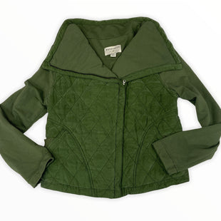 Primary Photo - BRAND:   MARRAKECHSTYLE: JACKET OUTDOOR COLOR: GREEN SIZE: MSKU: 190-190125-37652