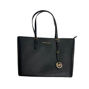 Primary Photo - BRAND: MICHAEL BY MICHAEL KORS STYLE: HANDBAG DESIGNER COLOR: BLACK SIZE: LARGE SKU: 190-190106-53103