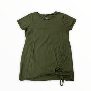 Primary Photo - BRAND: MOTHERHOOD STYLE: MATERNITY TOP BASIC COLOR: GREEN SIZE: S SKU: 190-190161-1387