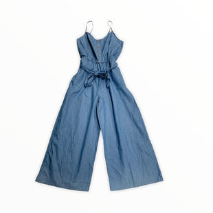 Primary Photo - BRAND:    LOVE KUZA STYLE: DRESS SHORT SLEEVELESS COLOR: DENIM SIZE: M SKU: 190-190125-37835