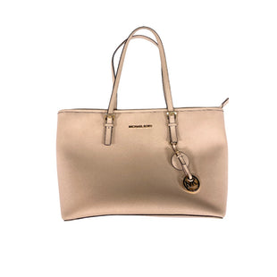 Primary Photo - BRAND: MICHAEL BY MICHAEL KORS STYLE: HANDBAG DESIGNER COLOR: TAN SIZE: LARGE SKU: 190-190106-53104