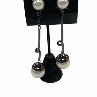 Primary Photo - BRAND: CHICOS STYLE: EARRINGS COLOR: BLACK OTHER INFO: NEW! SKU: 190-190140-24925