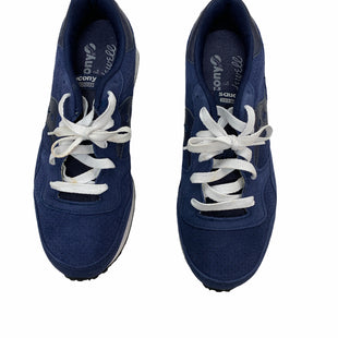 Primary Photo - BRAND: SAUCONY STYLE: SHOES ATHLETIC COLOR: BLUE SIZE: 9.5 SKU: 190-19060-48736