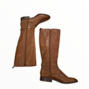 Primary Photo - BRAND: NINE WEST STYLE: BOOTS KNEE COLOR: BROWN SIZE: 8.5 SKU: 190-190161-1358