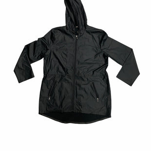 Primary Photo - BRAND: CHICOS STYLE: JACKET OUTDOOR COLOR: BLACK SIZE: M SKU: 190-190140-21029