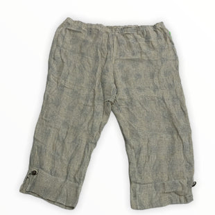Primary Photo - BRAND: SOFT SURROUNDINGS STYLE: PANTS COLOR: TAN SIZE: 26 SKU: 190-190125-39485
