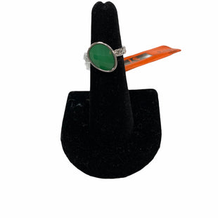 Primary Photo - BRAND:    RINGSTYLE: RING COLOR: GREEN SIZE: 7.5 SKU: 190-190106-54200