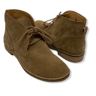 Primary Photo - BRAND: LUCKY BRAND STYLE: BOOTS ANKLE COLOR: TAN SIZE: 8.5 SKU: 190-190106-46259