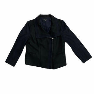 Primary Photo - BRAND: ANN TAYLOR STYLE: JACKET OUTDOOR COLOR: BLACK SIZE: L SKU: 190-190106-51827