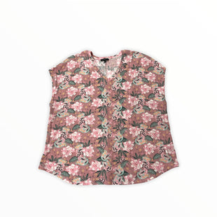 Primary Photo - BRAND: LANE BRYANT STYLE: TOP SHORT SLEEVE COLOR: PINK SIZE: 3X SKU: 190-190140-24012