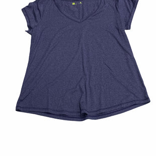 Primary Photo - BRAND: XERSION STYLE: ATHLETIC TOP SHORT SLEEVE COLOR: PURPLE SIZE: 1X SKU: 190-190140-25415