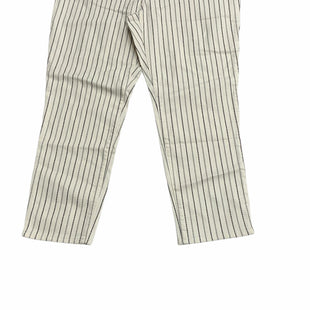 Primary Photo - BRAND: CHICOS STYLE: PANTS COLOR: WHITE BLACK SIZE: 16 OTHER INFO: NEW! SKU: 190-190106-56313