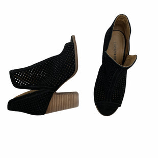 Primary Photo - BRAND: LUCKY BRAND STYLE: SANDALS HIGH COLOR: BLACK SIZE: 7.5 SKU: 190-190125-36675