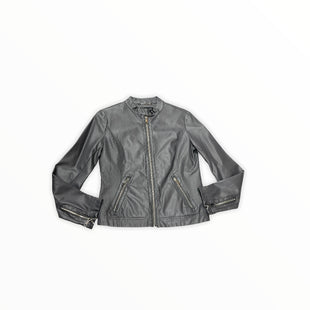 Primary Photo - BRAND: INC STYLE: JACKET OUTDOOR COLOR: GREY SIZE: S SKU: 190-19060-45049