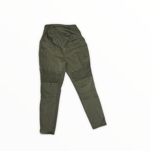 Primary Photo - BRAND: ISABEL MATERNITY STYLE: MATERNITY JEANS COLOR: OLIVE SIZE: 12 OTHER INFO: NEW! SKU: 190-190140-22302