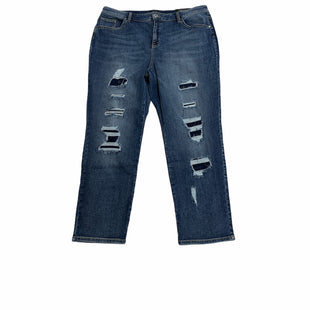 Primary Photo - BRAND: CHICOS STYLE: JEANS COLOR: DENIM SIZE: 16 OTHER INFO: NEW! SKU: 190-190106-56468