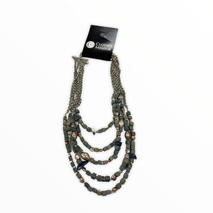 Primary Photo - BRAND: CHICOS STYLE: NECKLACE COLOR: BLUE GREEN SKU: 190-190106-54416