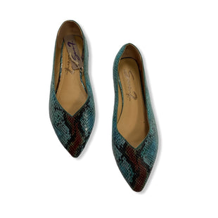 Primary Photo - BRAND: SEVEN 7 STYLE: SHOES FLATS COLOR: GREEN SIZE: 9 SKU: 190-190125-35841