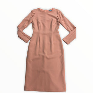 Primary Photo - BRAND: ANTONIO MELANI STYLE: DRESS SHORT LONG SLEEVE COLOR: PEACH SIZE: XS OTHER INFO: NEW! SKU: 190-190125-37861