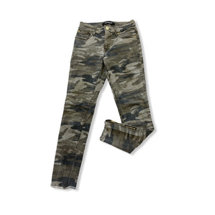 Primary Photo - BRAND: EXPRESS STYLE: JEANS COLOR: CAMOFLAUGE SIZE: 0 SKU: 190-190140-20724