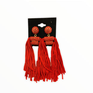 Primary Photo - BRAND:    CLOTHES MENTOR STYLE: EARRINGS COLOR: RED SKU: 190-190140-23654